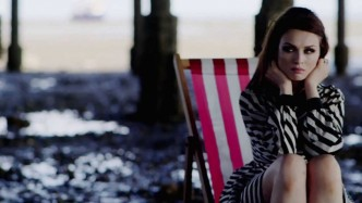 Gorgeous Green Eyed Sophie Ellis Bextor's Preview Video For Her New Album, Styled By Me.