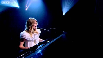 Laura Doggett on Later With Jools Holland.