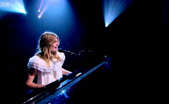 Laura Doggett on Later With Jools Holland